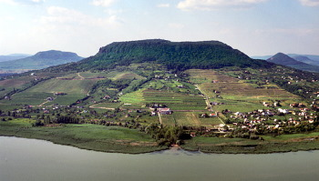 Badacsony hegy