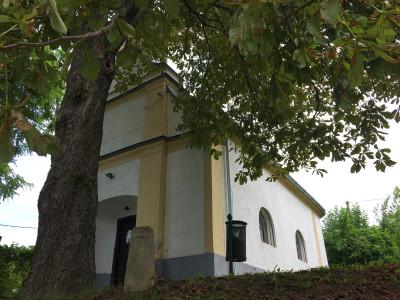 Badacsonyörs - Páduai Szent Antal kápolna