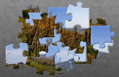 Badacsony puzzle