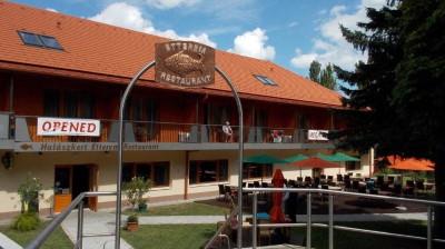 Badacsony Hotel Halászkert Étterem